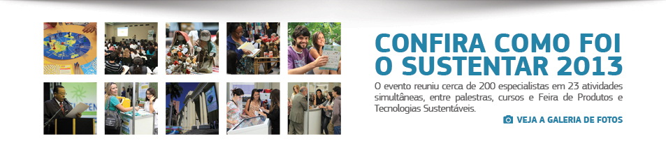 Instituto Sustentar - Sustentar 2013